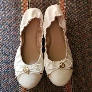 Juicy couture ballet flat shoes